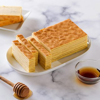 Ai Bosuo [Japanese-style maple sugar layer cake]