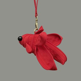 Goldfish bag [Maple Leaf Red]