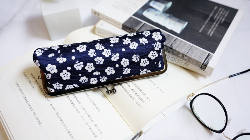 Zefeng Xiaomei pattern glasses bag / pencil case