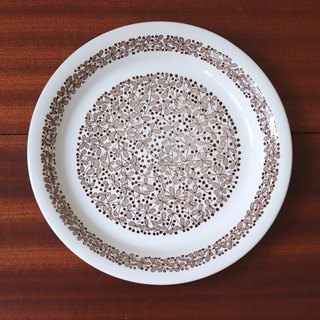 Finland, Arabia, Autumn Deciduous Dinner Plate