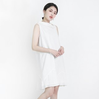 Picnic Green Hill Picnic Cotton Dress _8SF116_White