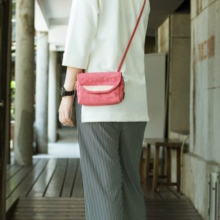 New Arrival【Portable Walking Bag】DYDASH x Portable Bag/ Walking Bag/ Made In Taiwan/ Hand Made (Pink Planet)