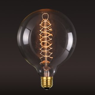 Good Form‧ Good Shape │ Vintage ‧ Tungsten Bulb ‧ Large Bubble (B) Bulb