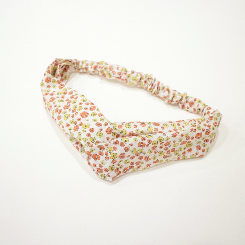 JOJA│ no time to play Wen Qing take the name: the old cloth handmade hair band Japan