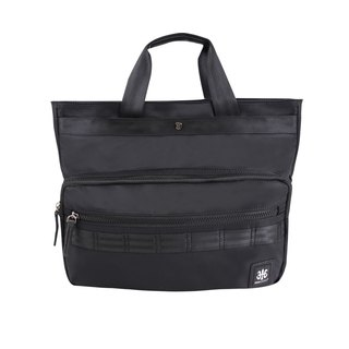 ROYAL ELASTICS - Knight Diablo series dual purpose briefcase - black