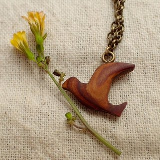 bird necklace or bracelet or anklet (type3)