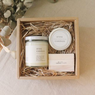 My Sweet Life - Gift Box 3 into the group of handmade soap & soy candles