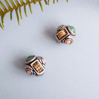 Fahrenheit New York Independent Design Brand - Handmade Space Earrings