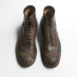 40s American Galaxy ankle boots | US Service Chukka Boots US 9R EUR 4142