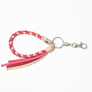 13 fingers' / Fun / short chain key ring