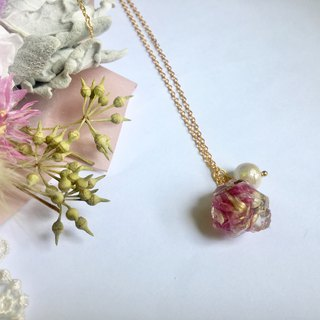 *My Fancy Handmade*Natural Dried Flower Necklace