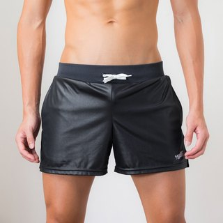 Wicking shorts - black UNDERNEXT2 summer fun.