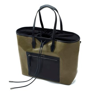 Army Green Waterproof Electric Turtle Tote