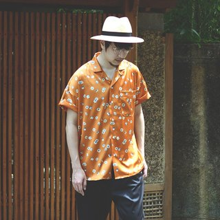 Cuban Collar Hawaiian Shirt