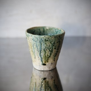 Hand twist cup · waterfall