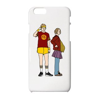 Paulie&Juno iPhone case