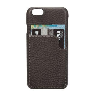 HUNTER AND FOX iPhone 6/6s Mobile Shell_Fog / Grey Black