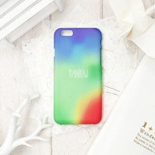 Rainbow - iPhone / Android Samsung, OPPO, HTC, Sony original phone case / protective cover