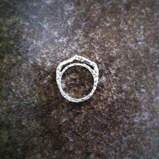 ★ resale ★ simple ring (silver)