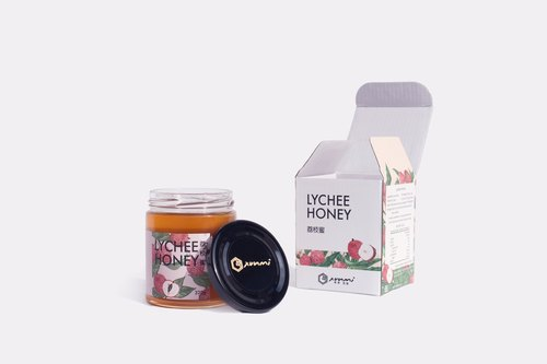 Taiwan honey l lychee honey 320g