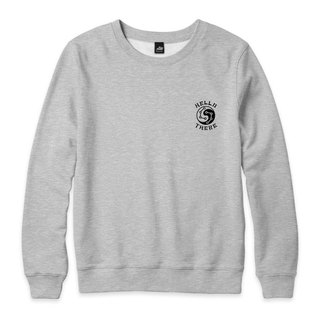 Taiji Dolphins - Deep Heather Grey - neutral version of the University of T