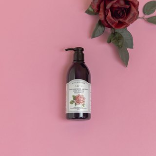 [Flower soft natural extract Farzo] Damascus rose repair shampoo