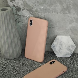 Lucid Plus | Shock Resistant Case for iPhone XS/ Max - Rosary Coral