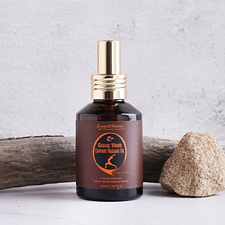 Guaiac Wood Comfort Massage Oil 60ml