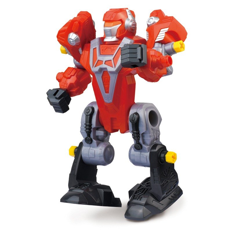 """HAP-P-KID"" deformation combination robot - sports car"