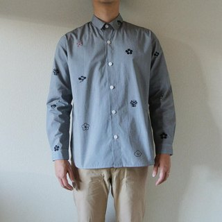 Mens · Gingham Check Shirt