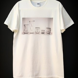 [In-Out Series] Summer Short Sleeve Neutral T-Shirt (LWTS_02)