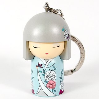 Key ring-Ako glamorous [Kimmidoll and blessing doll key ring]
