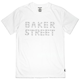 British Fashion Brand -Baker Street- Alpaca Parade Printed T-shirt