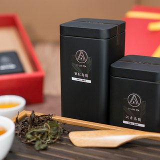 [Fortune-Red gift box series] honey red Oolong / Oolong Oolong