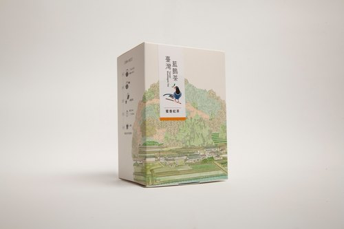 [2017 Jin Xuan honey fragrance - very few limits] Taiwan blue magpie tea - pangolin tea garden (120 grams of economic package)