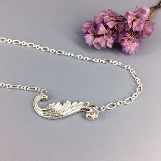 Silver Necklace - Rebirth Reborn / 925 Sterling Silver