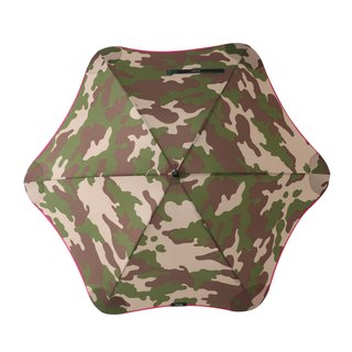 [BLUNT Paulant] CLASSIC Anti-Strong Wind Straight Umbrella - Camouflage Totem (Camouflage Powder)