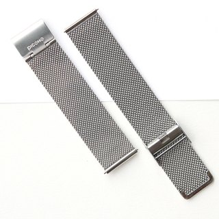 【PICONO】Quick release stainless steel strap-Silver