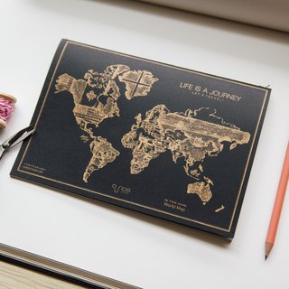 Planner - World Map