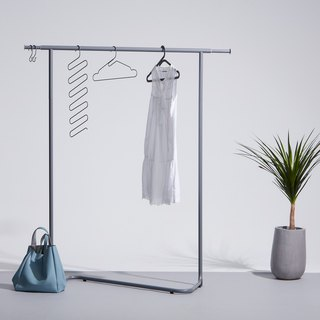 Roommate Pastel Extension Rod Hanger*Two Height*