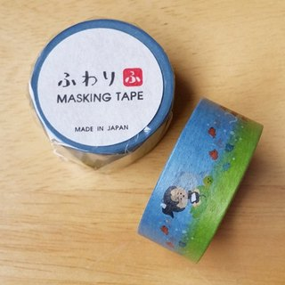 Japan Iyo and paper Fuwari Japanese fairy tales and paper tape [Urashima Taro (UTR47001)]