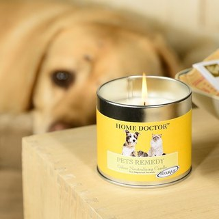 British Candle HD Series hairy children canned candles 35Hr