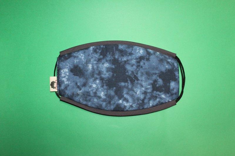 渲染  手工邊條立體口罩  純棉不織布  舒適  透氣  可水洗