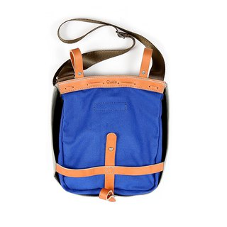 || Bicycle front bag || Blue