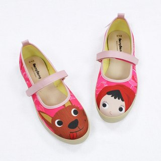 Red Riding Hood Fairy Tale Shoes - Powder (Rose) Women's Shoes