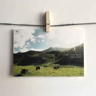 Survival can be simple | Qinghai travel | postcards