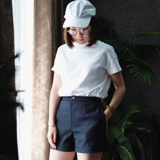 Basic shorts : Navy