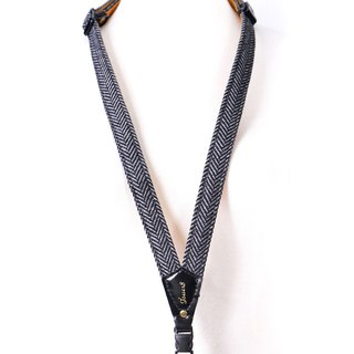 Mobile phone strap neck hanging - Black Jack