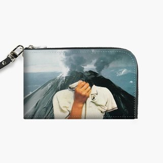 Snupped Isotope - Phone Pouch - Pollution