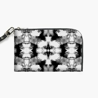 Snupped Isotope - Phone Pouch - Tie-Dye Blacks